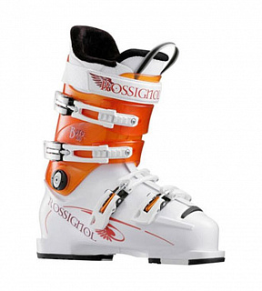 B-Pro Women 100 White/Orange